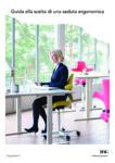 Ergonomia - Guida alla seduta corretta