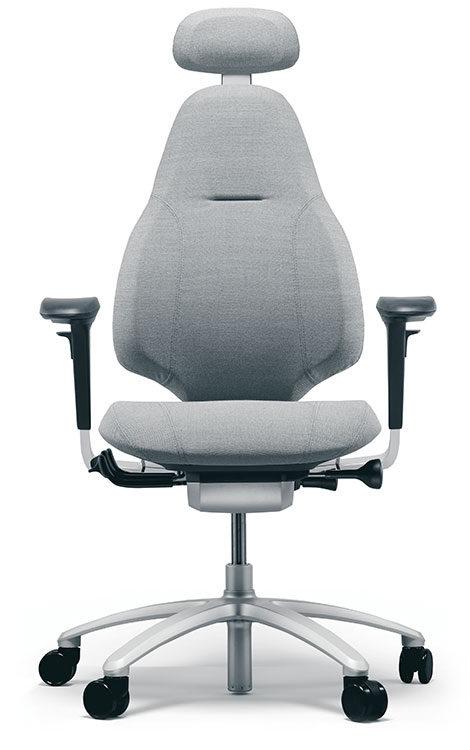 Poltrona girevole ergonomica hag sedie ergonomiche da for Sedie ufficio online